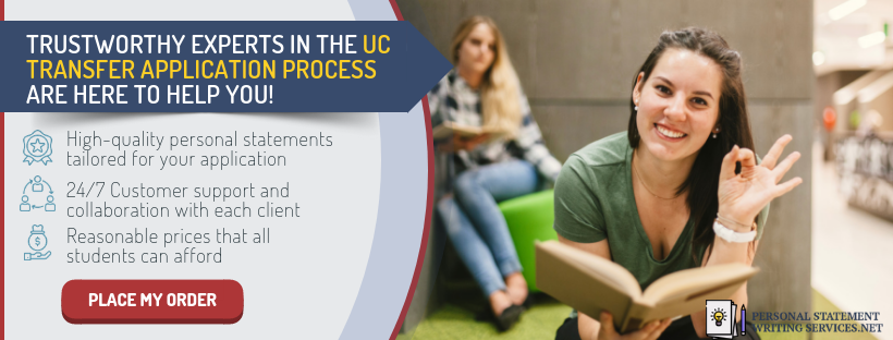 help with uc personal statement for transfer students